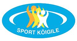 sport kõigile logo vke
