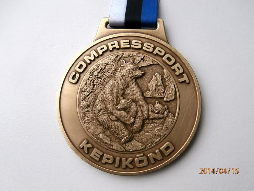 41. Vändra Maratonil jagatakse kepikõndijatele medaleid!
