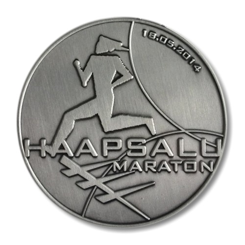 Haapsalu maraton 2015! Ka 42,195 m kepikõndi